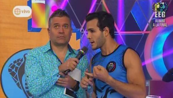 Mario Irivarren (América TV)