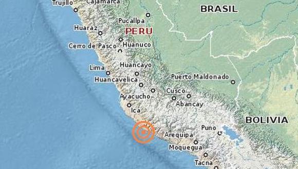 70 sismo se han registrado hasta el momento en la 'Ciudad Blanca'. (USI)