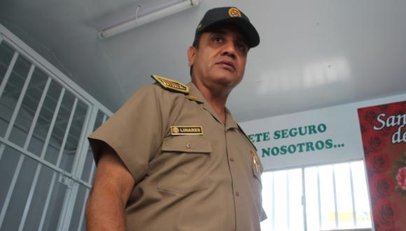 Linares permanece detenido. (Nadia Quinteros)