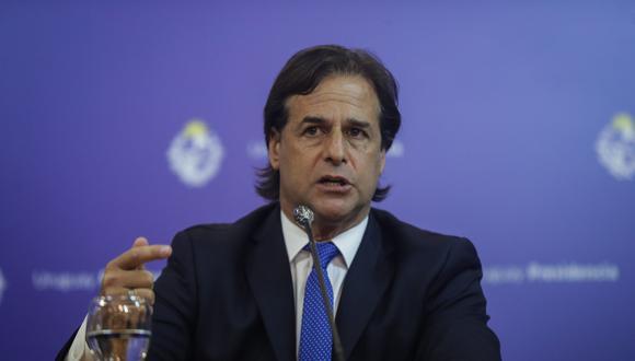 Uruguay reconoció este miércoles el nombramiento del político liberal Francisco Sagasti como presidente de Perú tras la renuncia de Manuel Merino. (Foto: EFE/Federico Anfitti).