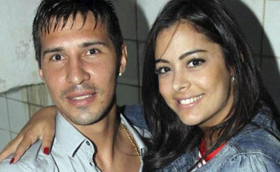 Jonathan Fabbro y Larissa Riquelme son parejas hace varios años.