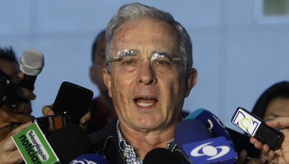 """Ex presidente colombiano pidió una """"severa sanción"""" para el funcionario de su gobierno. (EFE)"""