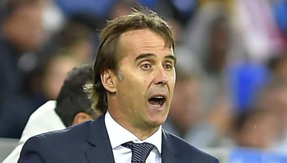 Real Madrid no consigue buenos resultados con Julen Lopetegui. (Foto: AFP)