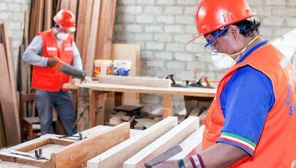 Con la primera y segunda etapa, el Gobierno prevé ayudar a 150 mil empresas a nivel nacional. (Foto: Andina)