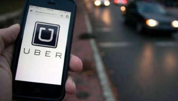 Uber concederá a sus conductores en el Reino Unido el estatuto de empleado. (Foto: AFP)