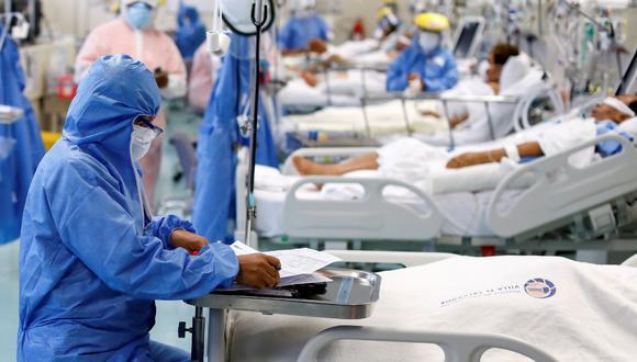 Producto de una avería en la red de oxígeno las autoridades indican que es falso que hayan fallecido pacientes COVID-19, tanto en hospitalización como en la Unidad de Cuidados Intensivos (UCI) (Foto: Reuters - Referencial)