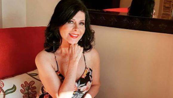 Su personaje, Eva Olazo, era una mujer bella, con exuberante cuerpo y definidas curvas; era la madre de Giannina y Carola (Foto: Olga Zumarán/Instagram)