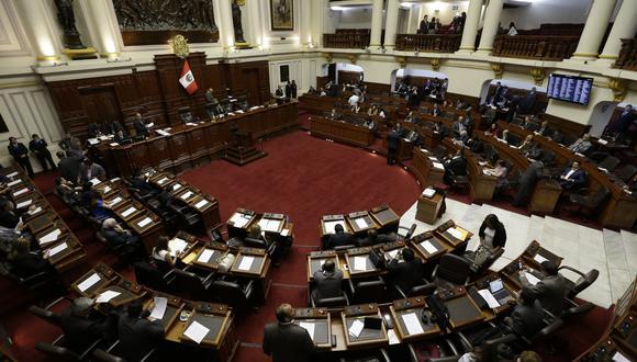 """Segundo Tapia afirmó que el Congreso está actuando de """"manera inmediata"""". (USI)"""
