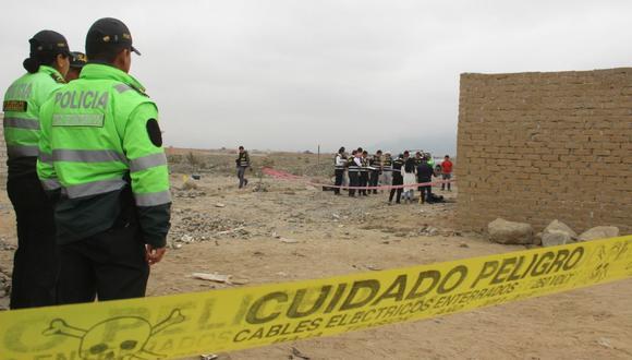 La Libertad: Matan de cuatro balazos a presunto sicario involucrado en crimen de exalcalde. (Foto referencial)