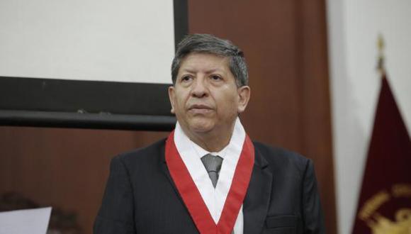 Magistrado Carlos Ramos Núñez falleció de un paro cardiaco (Foto: Archivo GEC)