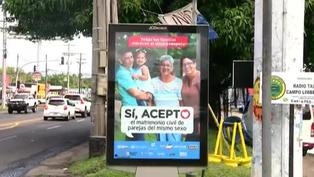Censuran campaña a favor del matrimonio igualitario en Panamá