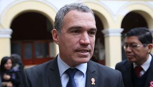 Congresista Sergio Dávila sobre los cambios de gabinete