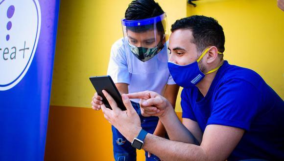 Realizan Festival Digital para conseguir 3 mil tablets y donarlas a humildes escolares en seis provincias del Perú