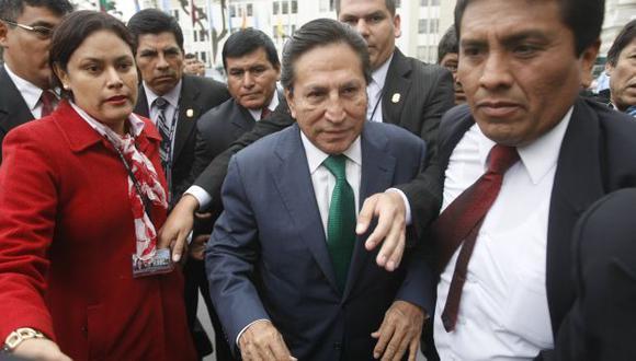 SIN FIN. La comisión investigadora de República Dominicana busca la verdad sobre el caso Toledo. (Mario Zapata)