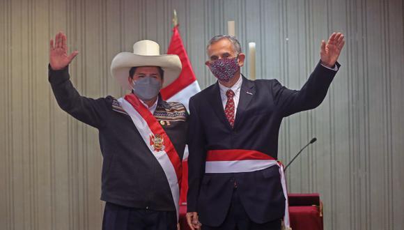 Pedro Francke es el primer ministro de Economía del gobierno de Pedro Castillo (Foto: Presidencia Perú)