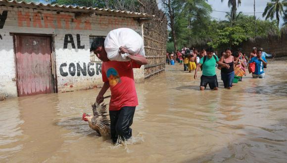 """""""Se ha presentado un intenso brote de lluvias y tormentas en Piura y Tumbes que venían bastante secas este verano"""", señala el columnista."""