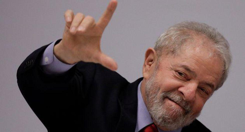Luiz Inácio Lula da Silva lidera las nuevas encuestas con el 30% pese a sus denuncias por corrupción (Reuters).