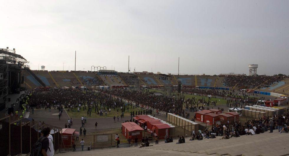 Estadio San Marcos contará con una moderna cancha de fútbol y pista de atletismo. (USI)