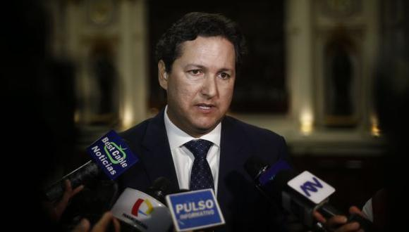 Legislador Daniel Salaverry
