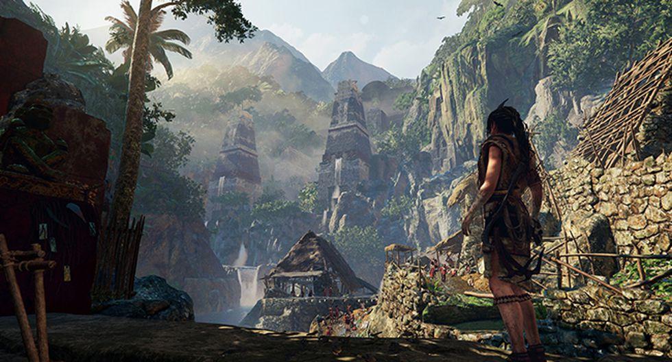 Lara Croft vivirá grandes aventuras en el nuevo título próximo a lanzarse el mes de setiembre.