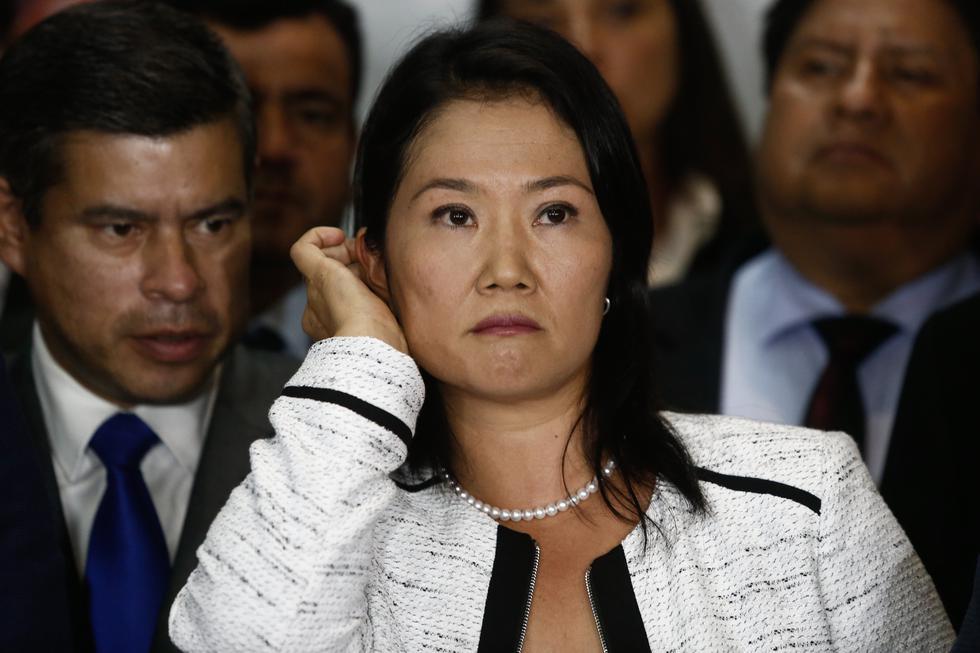 Keiko Fujimori (Geraldo Caso)