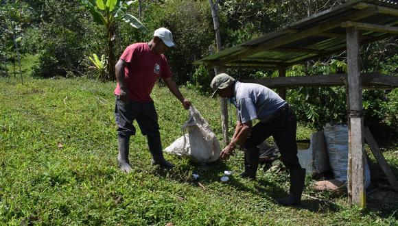 Los productores deberán estar registrados en el Padrón de Productores Agrario, indicó el Midagri. (Foto: GEC)