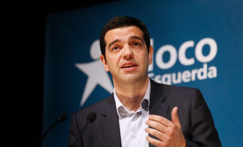 Primer ministro de Grecia, Alexis Tsipras. (Foto: EFE)