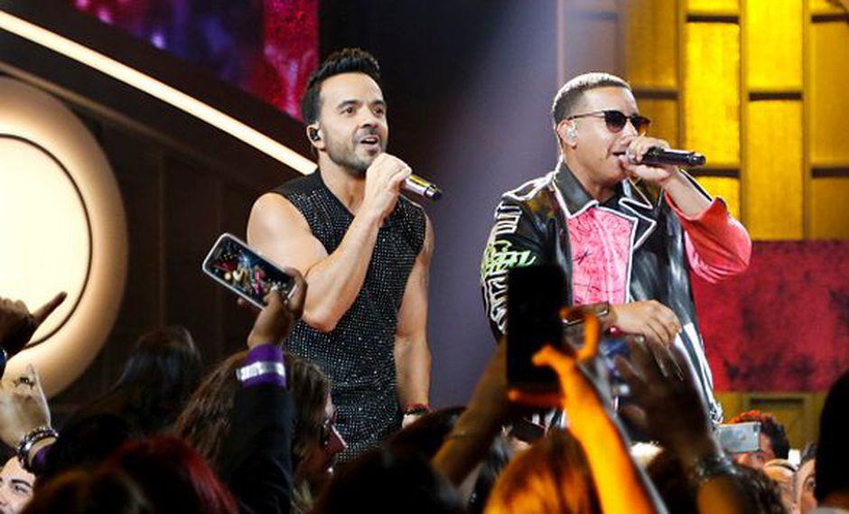 """""""Despacito"""" fue excluido de los Premios MTV (Getty)"""