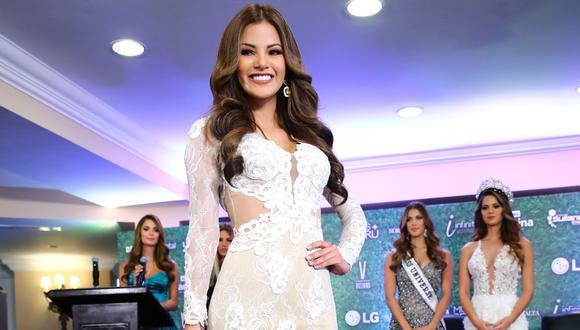 La modelo Priscila Howard nos representará en el Miss Universo en Las Vegas. (Créditos: USI)