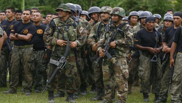 Militares son los afectados. (Alberto Orbegoso)
