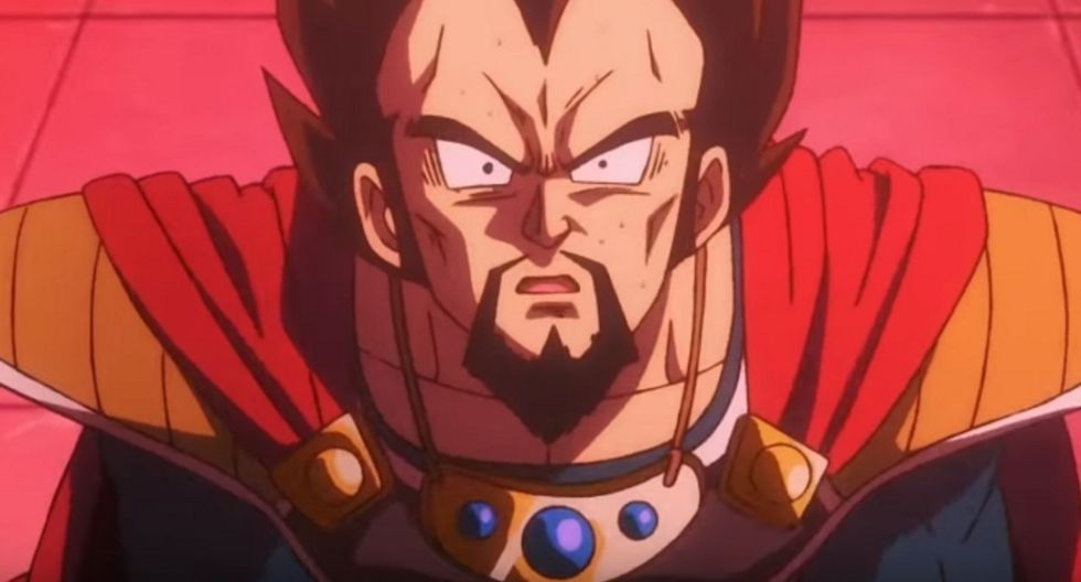 Paragus en Dragon Ball Super: Broly parece ser la única baja durante la película. (Foto: Toei Animation)