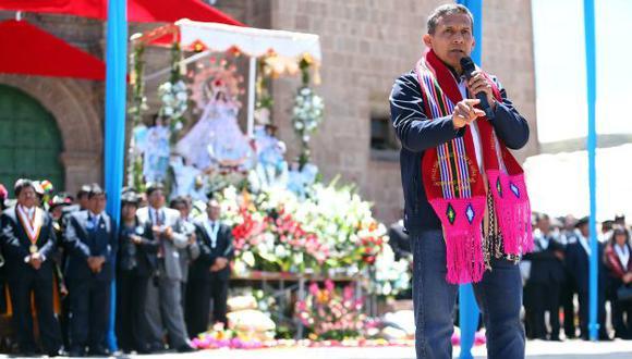 Fiesta de la Candelaria le pertenece a todo el planeta, afirmó el presidente. (Presidencia)