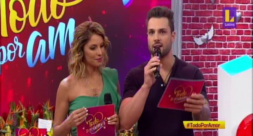 Disculpas de Nicola Porcella a Karina Rivera por comentario machista