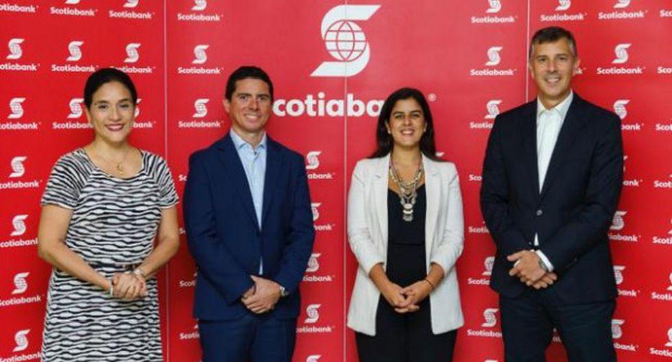 Scotiabank en alianza con Aequales y El Comercio promueven la eliminación de brecha salarial entre hombres y mujeres.