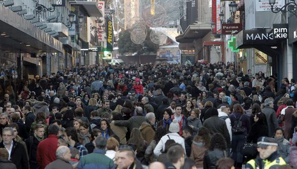 Se prevé que en Europa disminuya la población. (Foto: EFE)