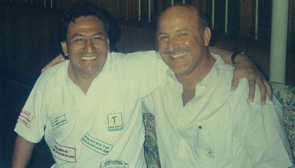 SOCIEDAD ANÓNIMA. Dan On acompañó a Toledo para constituir Ecoteva en Costa Rica, en 2012. (Difusión)