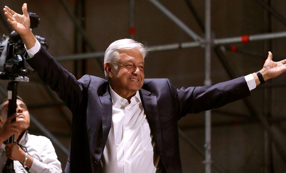 Donald Trump será invitado a la posesión de mando de Andrés Manuel López Obrador en México. ¿Asistirá? (Foto: EFE)