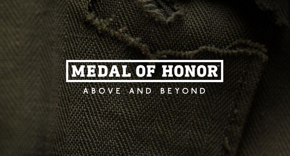 El nuevo Medal of Honor será exclusivo para los dispositivos Oculus, y llegará el próximo año.