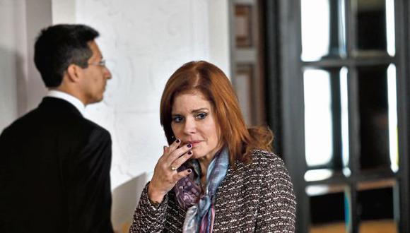 Tras presentar su carta de renuncia, Araoz no ha vuelto a Palacio de Gobierno. (GEC)