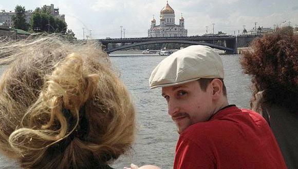 Edward Snowden aparece en una nueva fotografía. (LifeNews)