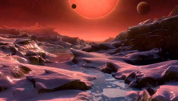 Descubren tres planetas potencialmente habitables similares a la Tierra. (eso.org)