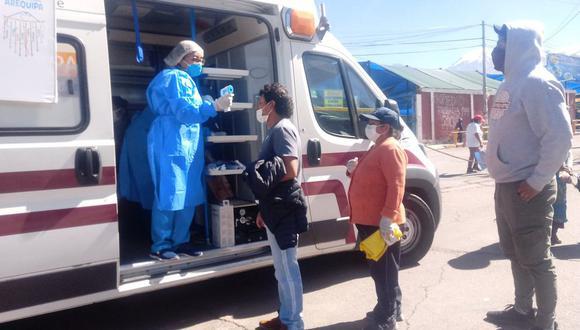 Los principales de abastos donde se aplicarán la pruebas son los mercados Andrés Avelino Cáceres, Río Seco y El Altiplano