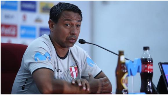 Exfutbolista fue intervenido luego de las 8 de la noche de hoy en La Molina. (GEC)