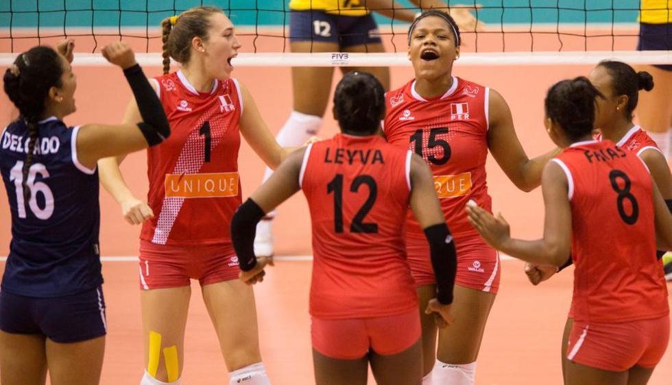 ¡Gracias, chicas! El sexteto peruano destacó en el Mundial Tailandia 2013. (FIVB)
