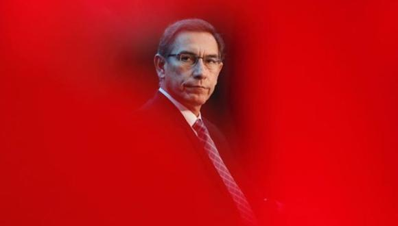 Martín Vizcarra, presidente de la República. Foto: ANDINA/Prensa Presidencia