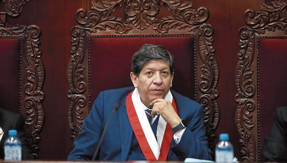 Tribunos discutirán el documento de Ramos. (GEC)