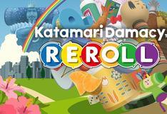 'Katamari Damacy Reroll': Se anuncia su llegada a PS4 y Xbox One en noviembre [VIDEO]