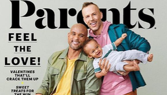 Portada de la revista Parents