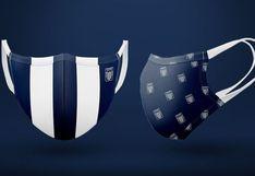 Alianza Lima venderá mascarillas con fines benéficos en la batalla contra el COVID-19