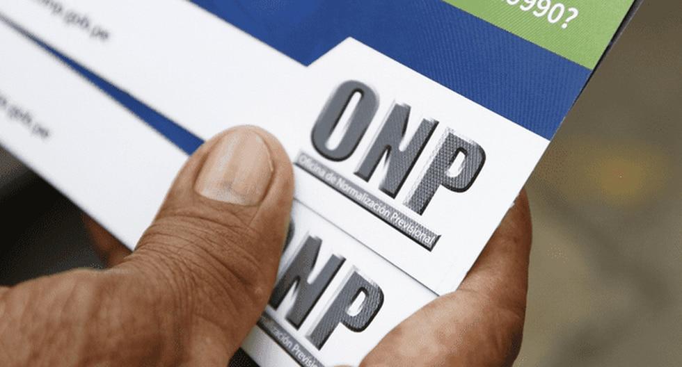 El último miércoles, después de las 11 de la noche, la Comisión de Economía del Congreso aprobó el proyecto que plantea la devolución de los aportes de la ONP.  (FOTO: ONP)